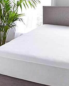 Brushed Cotton Soft Waterproof Mattress Protector