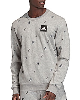adidas Must Haves Crew Sweat