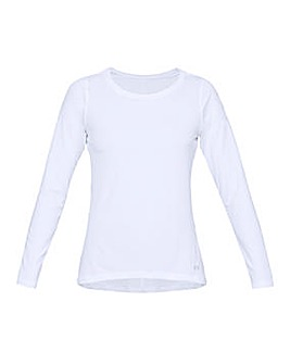 Under Armour HG Armour Long Sleeve T-Shirt