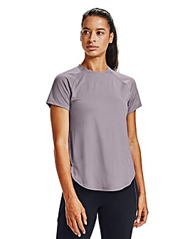 Under Armour Sport Hi-Lo Short Sleeve T-Shirt
