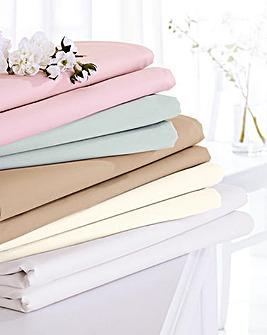 Egyptian Cotton Oxford Pillowcase Pack of 4