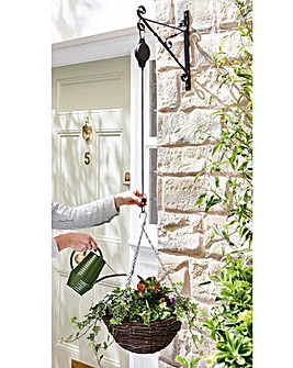 Hanging Basket Pulley Pack of 2