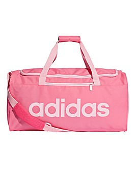 adidas Small Linear Duffle Bag