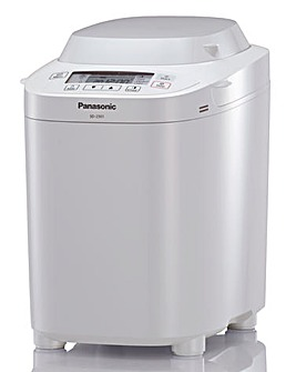 Panasonic SD2501WXC 25 Modes White Breadmaker