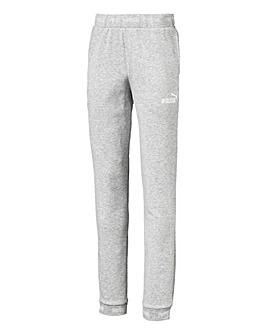 Puma Girls Grey Amplified Joggers