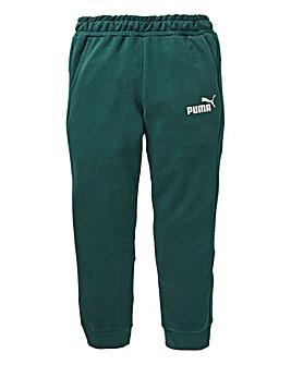 Puma Boys Green Amplified Joggers