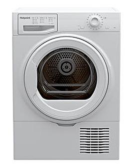 Hotpoint H2 D81W UK 8kg Condenser Tumble Dryer - White