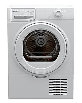 Hotpoint H2 D81W UK 8KG Condenser Tumble Dryer + INSTALLATION