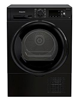 Hotpoint H3 D81B UK 8KG Condenser Tumble Dryer + INSTALLATION