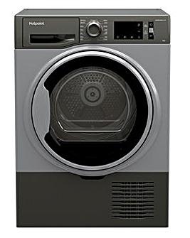 Hotpoint H3 D81GS UK 8KG Condenser Tumble Dryer + INSTALLATION