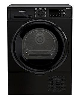 Hotpoint H3 D91B UK 9KG Condenser Tumble Dryer + INSTALLATION