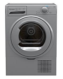 Indesit I2 D81S UK 8KG Condenser Tumble Dryer + INSTALLATION