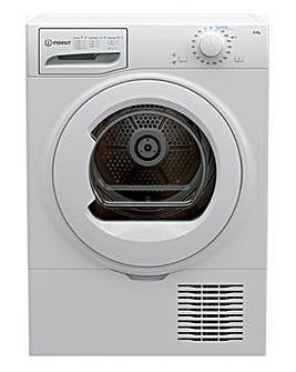 Indesit I2 D81W UK 8KG Condenser Tumble Dryer + INSTALLATION