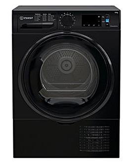 Indesit I3 D81B UK 8KG Condenser Tumble Dryer + INSTALLATION