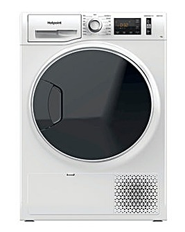 Hotpoint H8 D94WB UK 9KG Heat Pump Tumble Dryer + INSTALLATION
