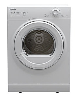 Hotpoint H1 D80W UK 8KG Air-Vented Tumble Dryer + INSTALLATION