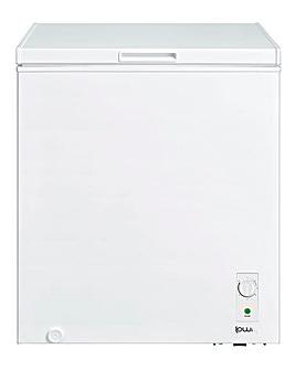 Lowry LCF142 142 Litre Chest Freezer White