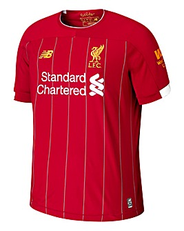 LFC New Balance Home SS Junior Jersey