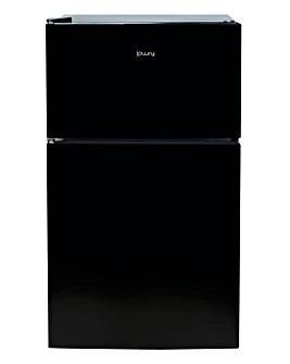 Lowry LUCFZ50B Black Under Counter 50cm Wide Freestanding Freezer