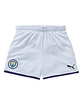 MCFC Puma Home Junior Shorts