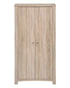 East Coast Fontana Double Wardrobe