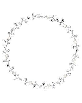 Alan Hannah Pearl Vine Necklace