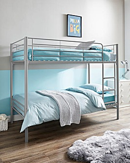 Jax Metal Bunk Bed
