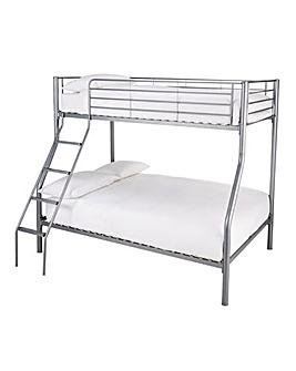 Jax Metal Trio Bed