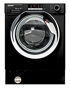 Hoover HBWM 816DCB/1-80 Integrated Washing Machine