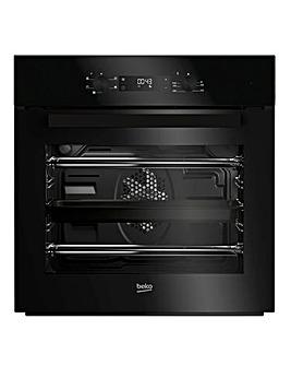 Beko BIF22300 Single Fan Oven Black
