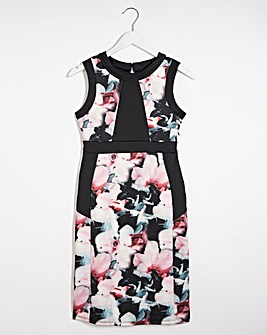 Joanna Hope Scuba Shift Dress