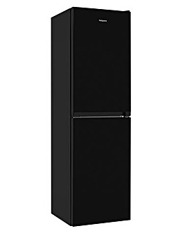Hotpoint Black Fridge Freezer
