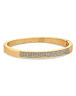 Jon Richard Crystal Pave Bangle