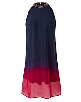 Joanna Hope Ombre Swing Dress