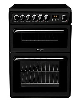Hotpoint HAE60K Electric Double Cooker