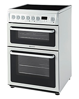Hotpoint HAE60P Electric Double Cooker