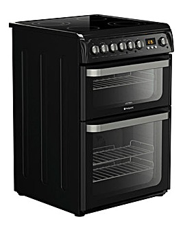 Hotpoint HUE61KS Electric Double Cooker