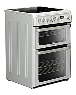 Hotpoint HUE62P Electric Double Cooker