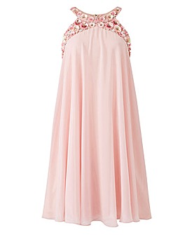 Joanna Hope Embellished Swing Dress