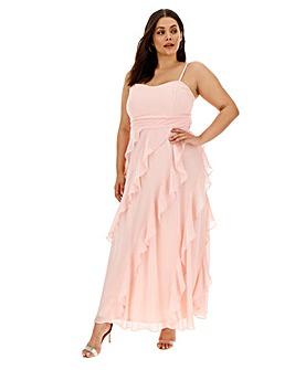 Joanna Hope Frill Bridesmaid Dress