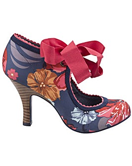 Ruby Shoo Willow Mule Heels
