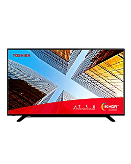 "Toshiba 50UL2063DB 50"" 4K UHD LED Smart TV"