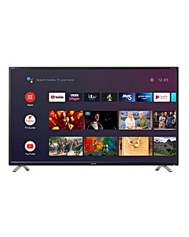 Sharp 40in 4T-C40BL2KF2AB (40BL2KA) UHD Android Smart TV