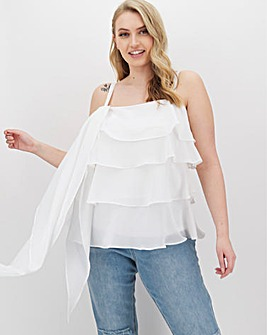 Joanna Hope Layered Cami