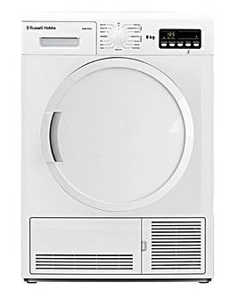Russell Hobbs RH8CTD701 8kg Condenser Tumble Dryer - White