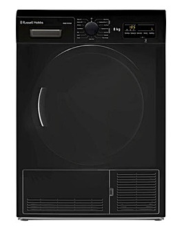 Russell Hobbs 8KG Condenser Tumble Dryer