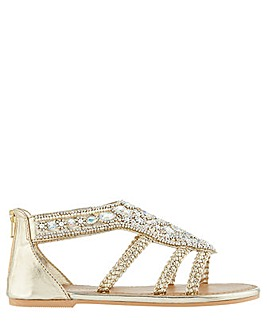Monsoon Rio Embellished Sandal
