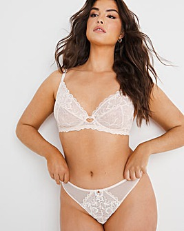 Figleaves Isla Lace Thong