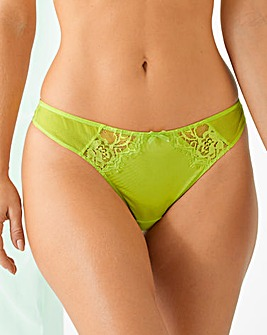 Figleaves Pulse Lace Thong