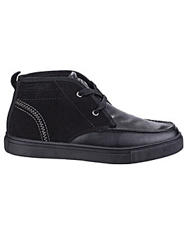 Lambretta Boys Chukka Lace Ankle Boot